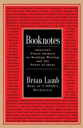 Review Booknotes: America's Finest Authors on Reading, Writing, and the Power of Ideas by Brian Lamb PDB