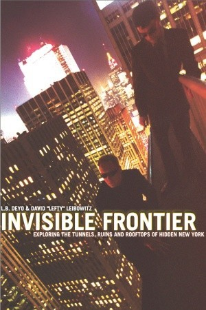 Invisible Frontier by L.B. Deyo