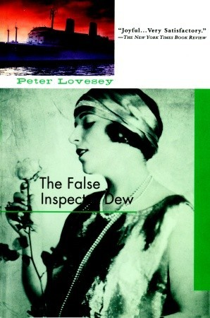 The False Inspector Dew by Peter Lovesey