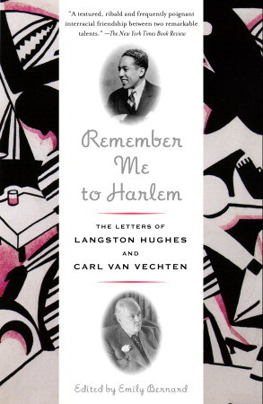 Remember Me to Harlem by Langston Hughes