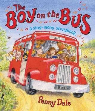 The Boy on the Bus by Penny Dale