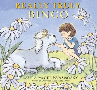Really Truly Bingo by Laura McGee Kvasnosky