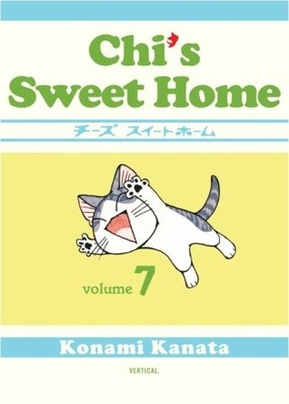 Chi's Sweet Home, Volume 7 by Kanata Konami
