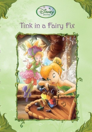Tink in a Fairy Fix by Kiki Thorpe