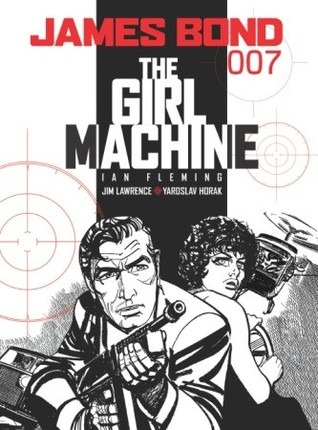 The Girl Machine by Jim Lawrence