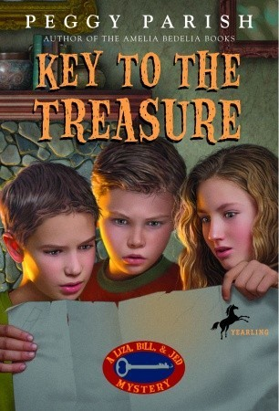 Key to the Treasure by Peggy Parish