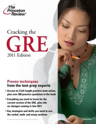 Cracking the GRE, 2011 Edition by Princeton Review