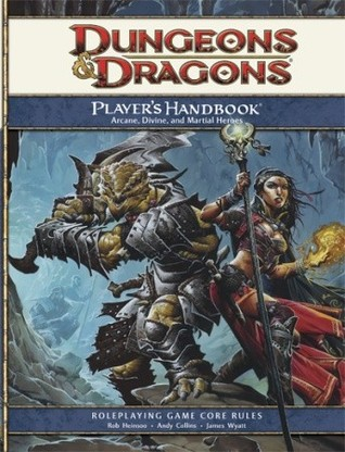 Dungeons & Dragons Player's Handbook by Rob Heinsoo