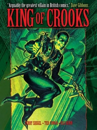 King of Crooks by Jerry Siegel