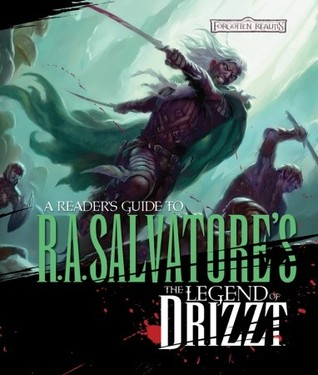Reader's Guide to the Legend of Drizzt by Philip Athans