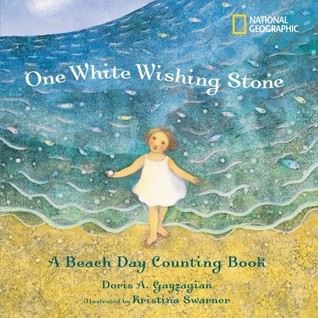 One White Wishing Stone by Doris K. Gayzagian