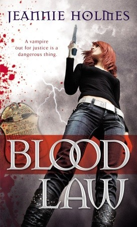 Blood Law (Alexandra Sabian, #1)