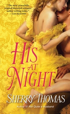 His at Night by Sherry Thomas