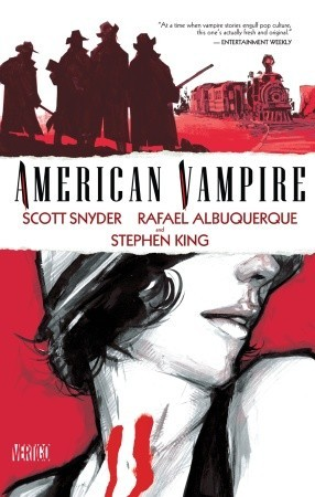 American Vampire, Volume 1 by Scott Snyder