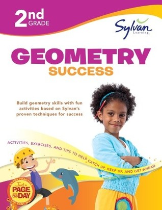 Second Grade Geometry Success (Sylvan Workbooks)