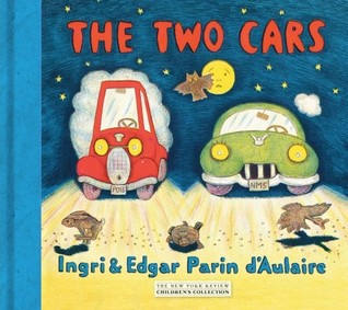 The Two Cars by Ingri d'Aulaire