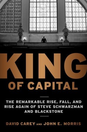 King of Capital by John E. Morris