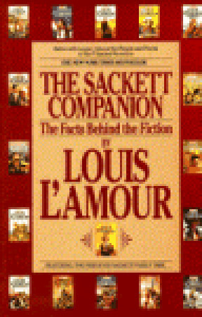 The Sackett Companion by Louis L'Amour