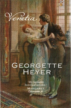 Venetia by Georgette Heyer