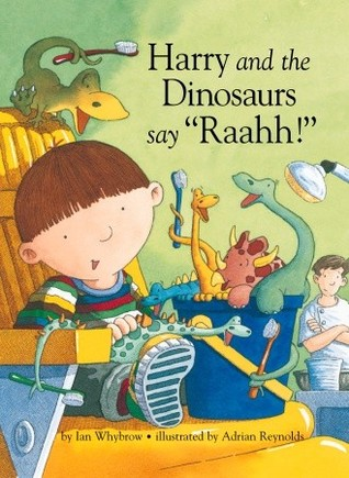 "Harry and the Dinosaurs Say ""Raahh!"""