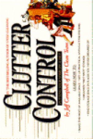 Clutter Control by Jeff Campbell