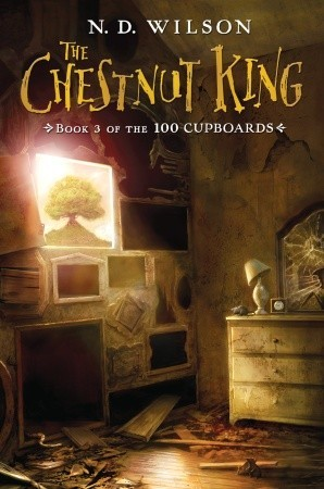 The Chestnut King 100 Cupboards 3