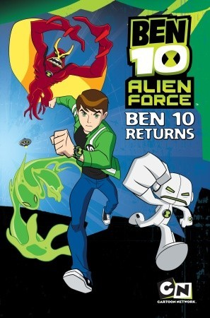Ben 10 Alien Force by Elizabeth Hurchalla