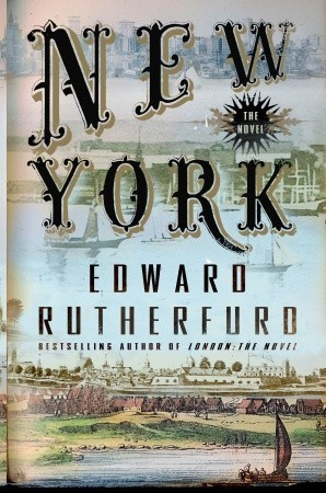 New York by Edward Rutherfurd