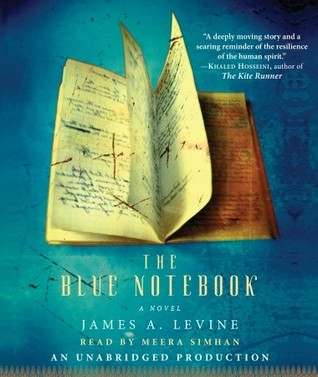 The Blue Notebook by James A. Levine