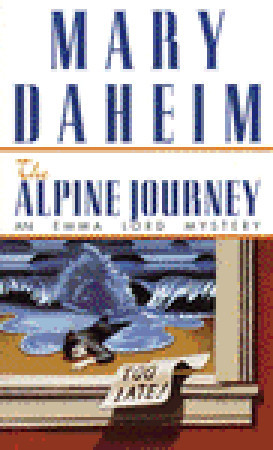 The Alpine Journey (Emma Lord Mystery, #10)