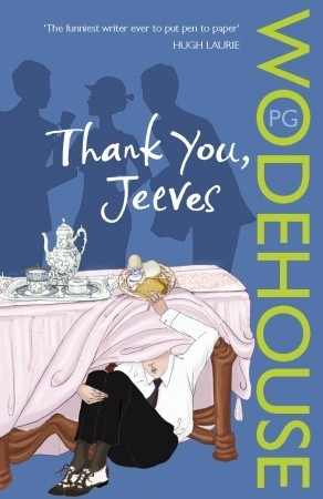 Thank You, Jeeves by P.G. Wodehouse