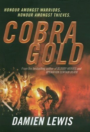 Cobra Gold by Damien Lewis