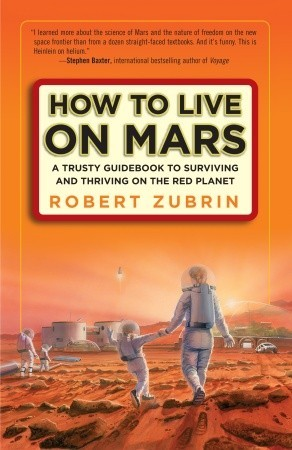 How to Live on Mars Book Cover