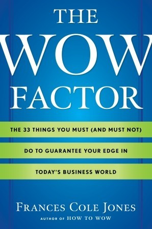 The Wow Factor by Frances Cole Jones