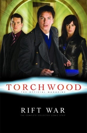 Torchwood by Paul Grist