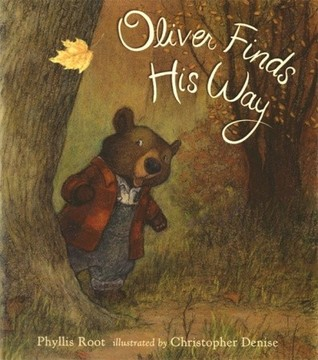 Oliver Finds His Way by Phyllis Root
