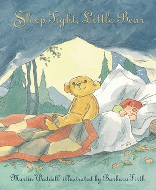 Sleep Tight, Little Bear with DVD by Martin Waddell