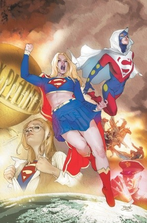 Supergirl, Vol. 8: Death and the Family