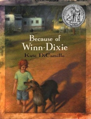 Winn dixie comes home book report