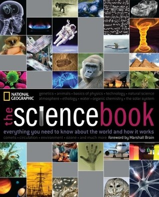 The Science Book by National Geographic Society