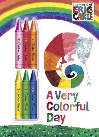 A Very Colorful Day (The World of Eric Carle)