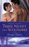 Three Nights with a Scoundrel by Tessa Dare