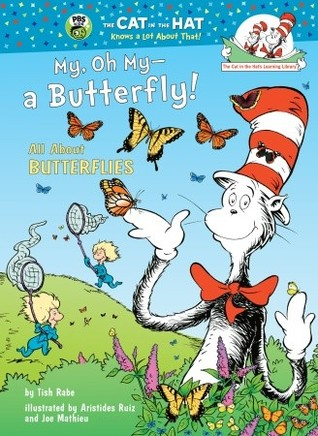 My, Oh My--A Butterfly!: All About Butterflies (The Cat in the Hat