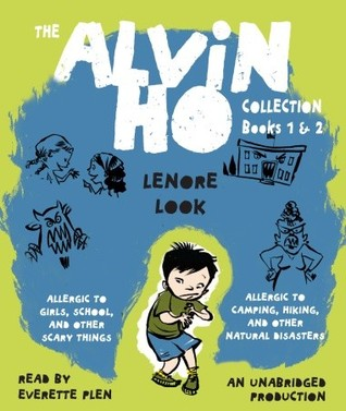 Alvin Ho Collection: Books 1 and 2: Allergic to Girls, School, and Other Scary Things and Allergic to Camping, Hiking, and Other Natural Disasters