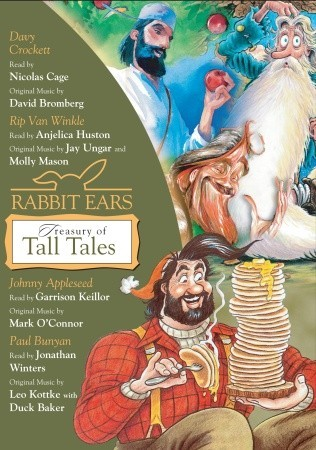 Treasury of American Tall Tales by Rabbit Ears