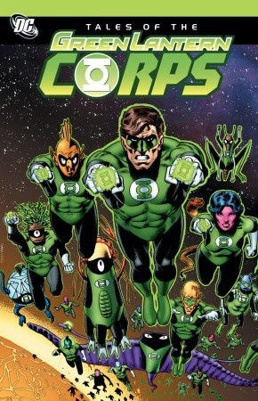 Tales of the Green Lantern Corps, Vol. 2 by Alan Moore