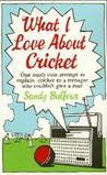 What I Love About Cricket: One Man's Vain Attempt to Explain Cricket to a Teenager who Couldn't Give a Toss