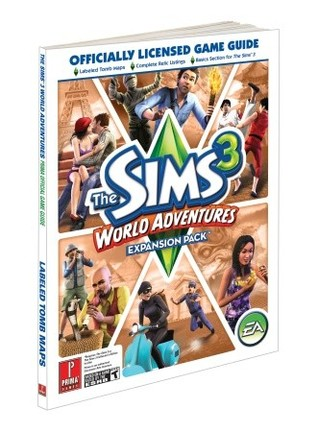 The Sims 3: World Adventures: Prima Official Game Guide