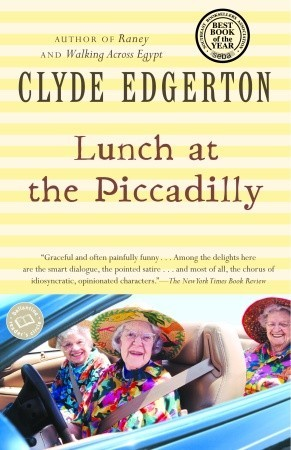 Lunch at the Piccadilly by Clyde Edgerton