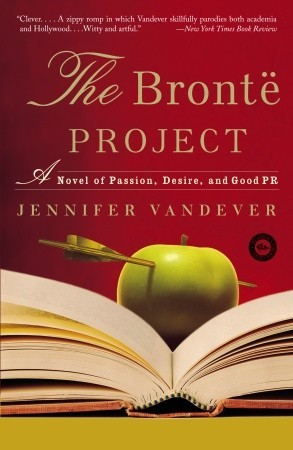 The Bronte Project by Jennifer Vandever